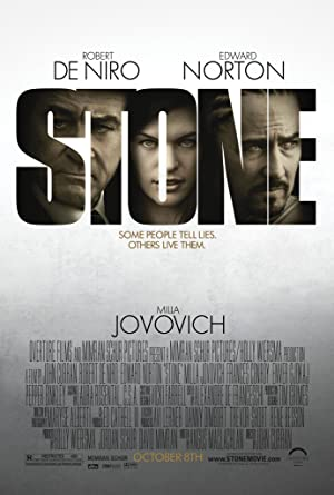 Stone poster