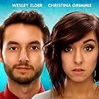 Christina Grimmie and Wesley Elder in The Matchbreaker (2016)