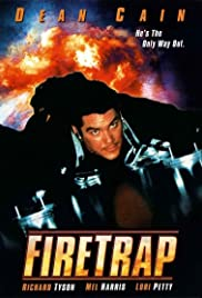 Firetrap Poster