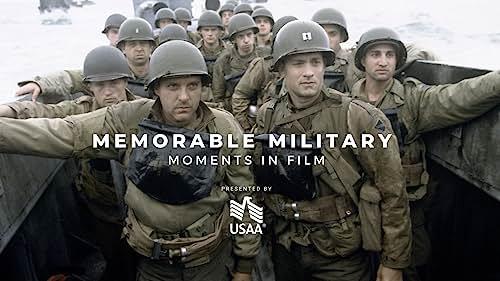 Memorable Military Moments in Film