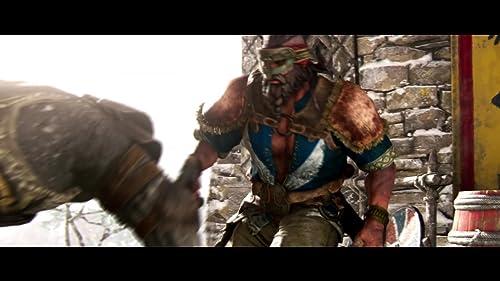 For Honor: Hero Berserker