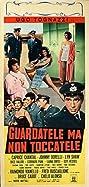 Guardatele ma non toccatele (1959) Poster