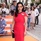 Archie Panjabi at an event for Blinded by the Light (2019)