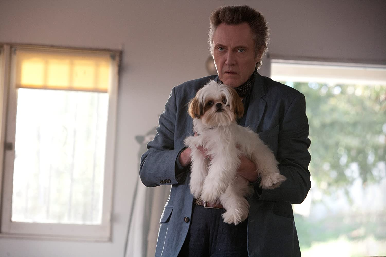 Christopher Walken and Bonny in Seven Psychopaths (2012)