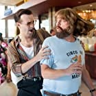 Zach Galifianakis and Jason Sudeikis in Masterminds (2016)