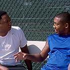 Reginald C. Hayes and Khalil Kain in Girlfriends (2000)