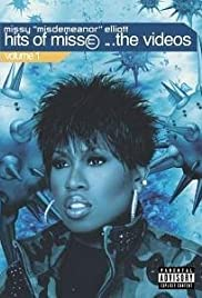 Missy 'Misdemeanor' Elliott: Hits of Miss E... The Videos, Volume 1 Poster