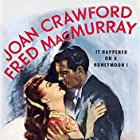 Joan Crawford and Fred MacMurray in Above Suspicion (1943)