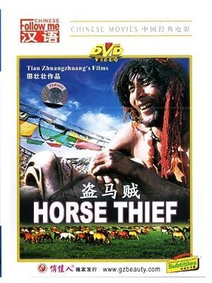 Rui Zhang The Horse Thief Movie