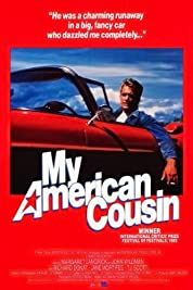 69fe7f30 My American Cousin (1985) Poster