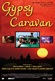 When the Road Bends... Tales of a Gypsy Caravan Poster