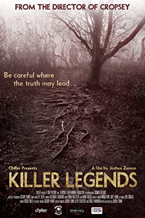 Where to stream Killer Legends