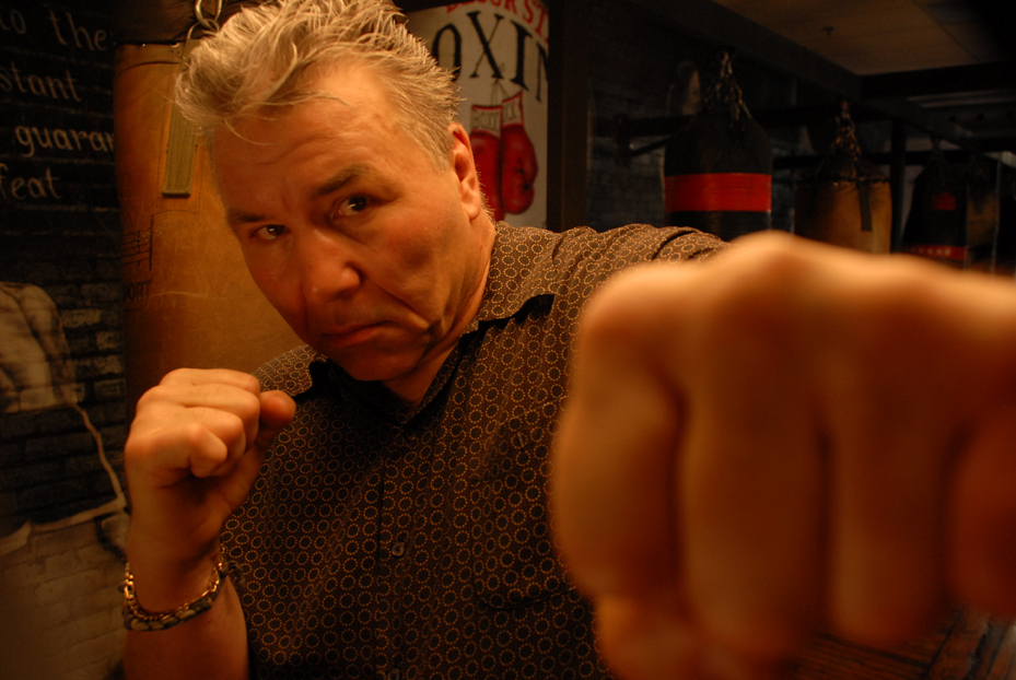 George Chuvalo in Facing Ali (2009)
