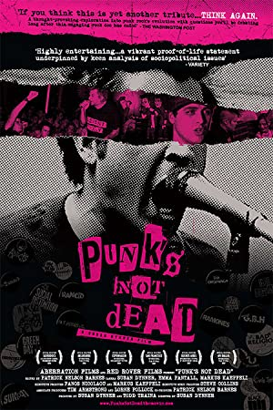 Where to stream Punk's Not Dead