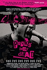Hollywood movies hd free download Punk's Not Dead [pixels]