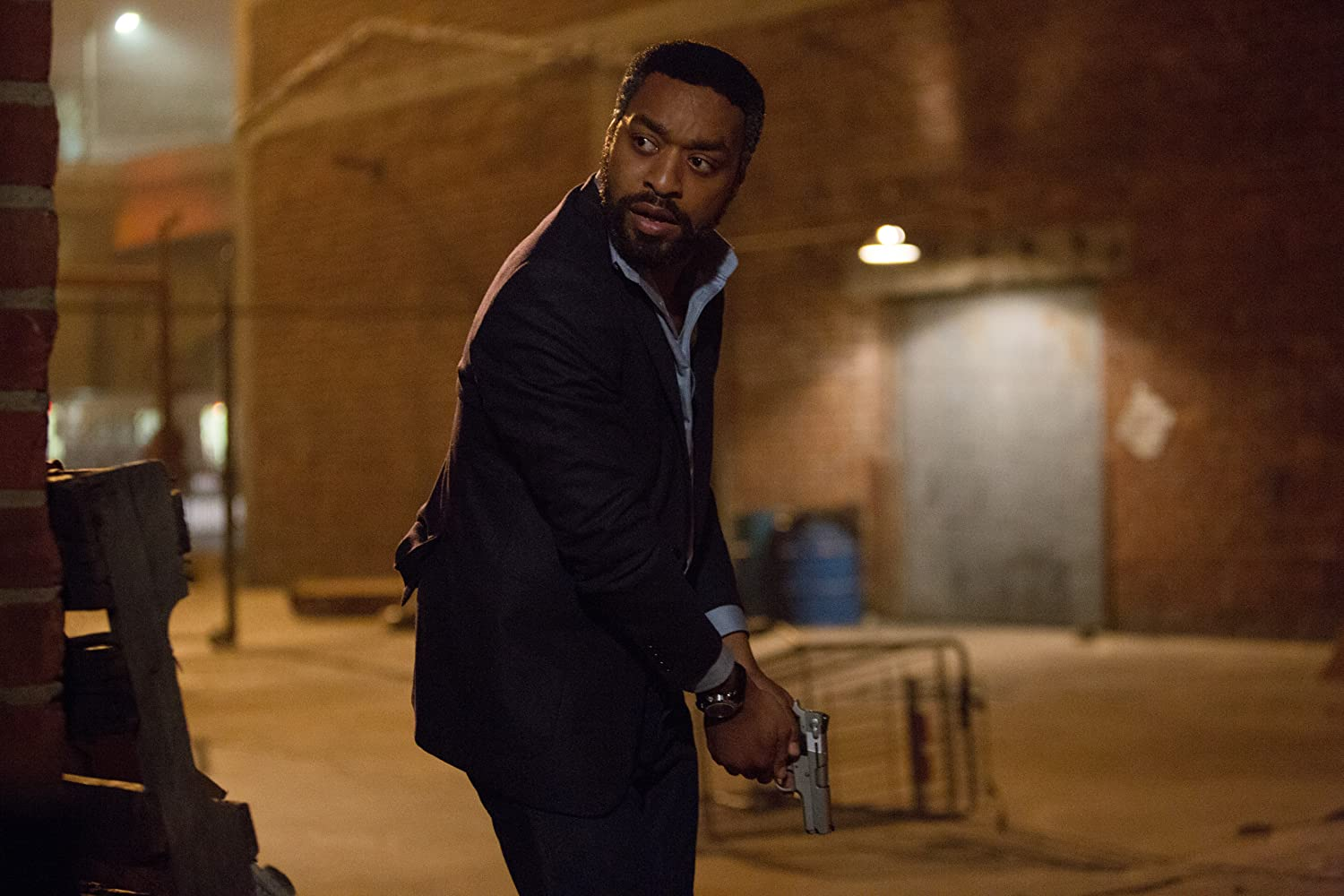 Chiwetel Ejiofor in Secret in Their Eyes (2015)