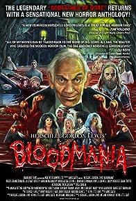 Primary photo for Herschell Gordon Lewis' BloodMania