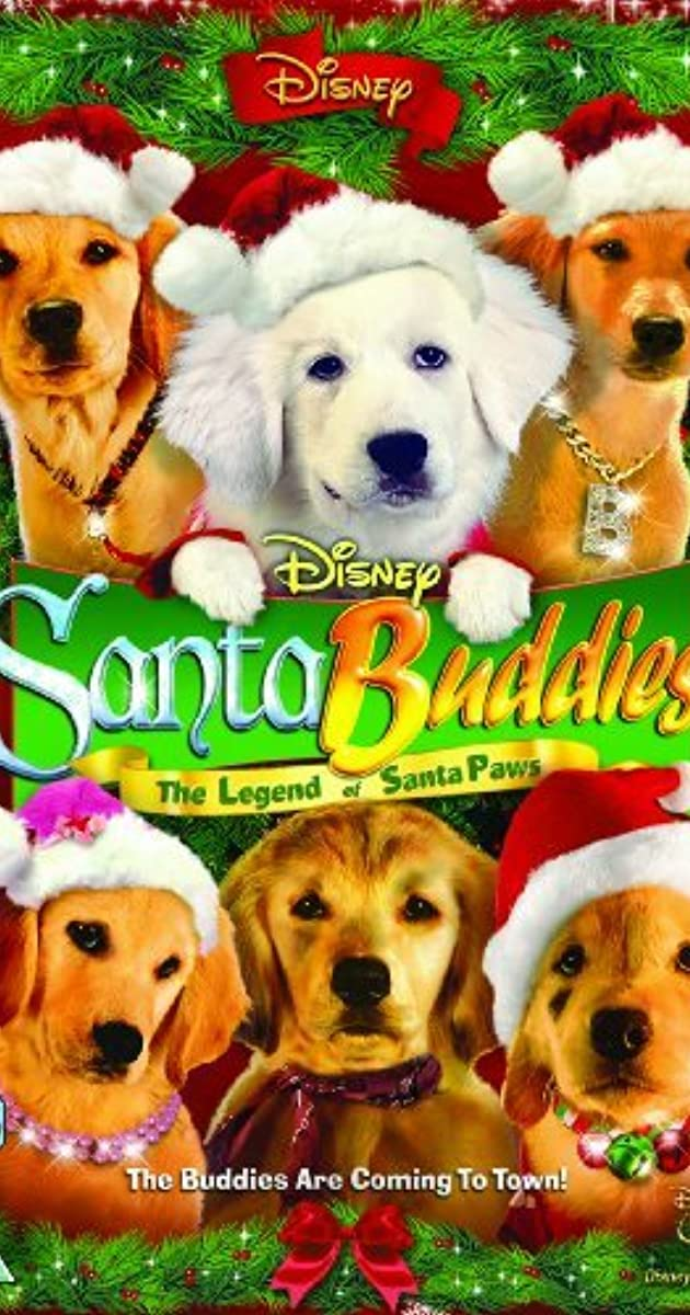 Subtitle of Santa Buddies