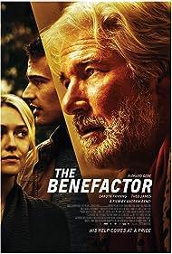 Richard Gere, Dakota Fanning, and Theo James in The Benefactor (2015)
