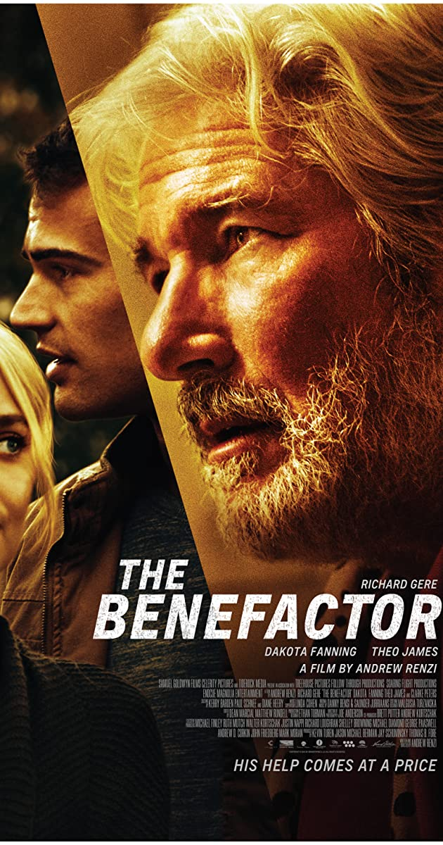 Subtitle of The Benefactor