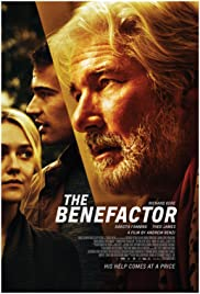 The Benefactor (2015) Poster - Movie Forum, Cast, Reviews