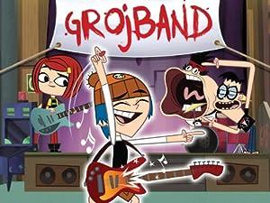 Where to stream Grojband
