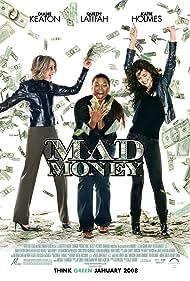 Diane Keaton, Queen Latifah, and Katie Holmes in Mad Money (2008)
