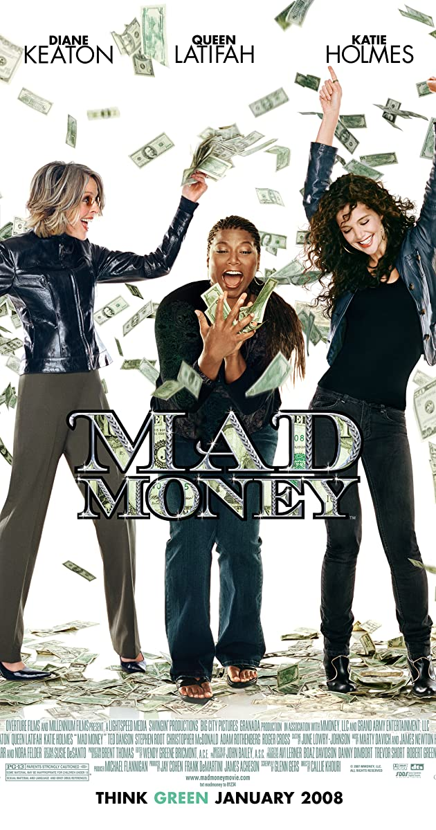 Watch Full HD Movie Mad Money (2008)