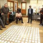 Rob Lowe, Adam Scott, Jim O'Heir, Nick Offerman, Amy Poehler, Retta, and Aziz Ansari in Parks and Recreation (2009)