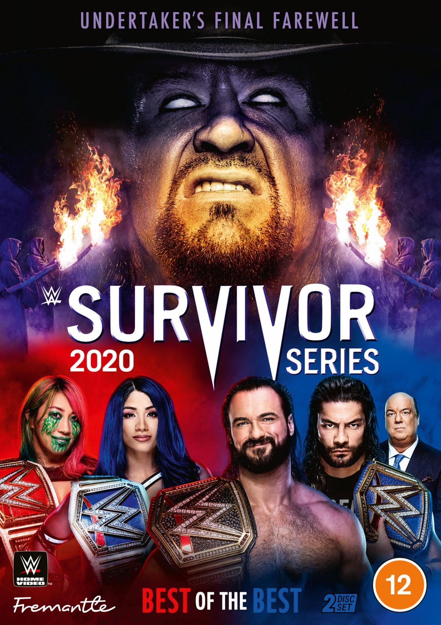 watch WWE Survivor Series on soap2day