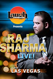 Laugh Factory Presents Raj Sharma Live in Las Vegas Poster