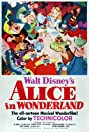 Alice in Wonderland (1951) Poster