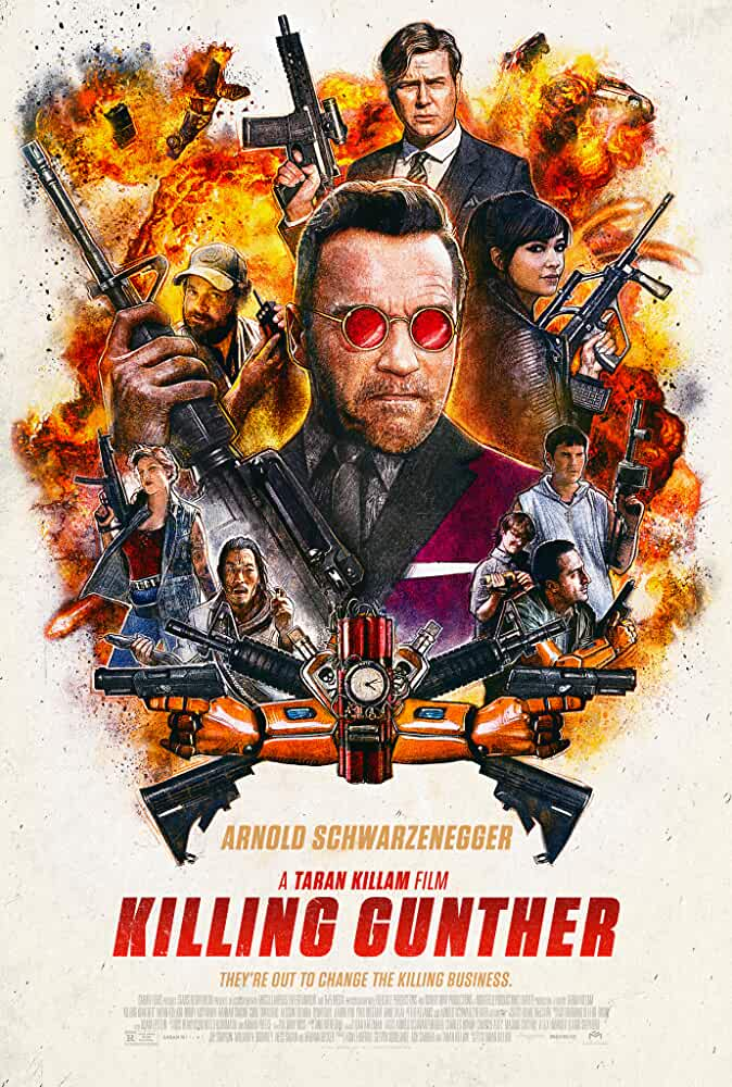 Killing Gunther (2017) Hindi Dubbed
