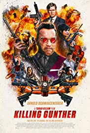 Killing Gunther (2017) Poster - Movie Forum, Cast, Reviews