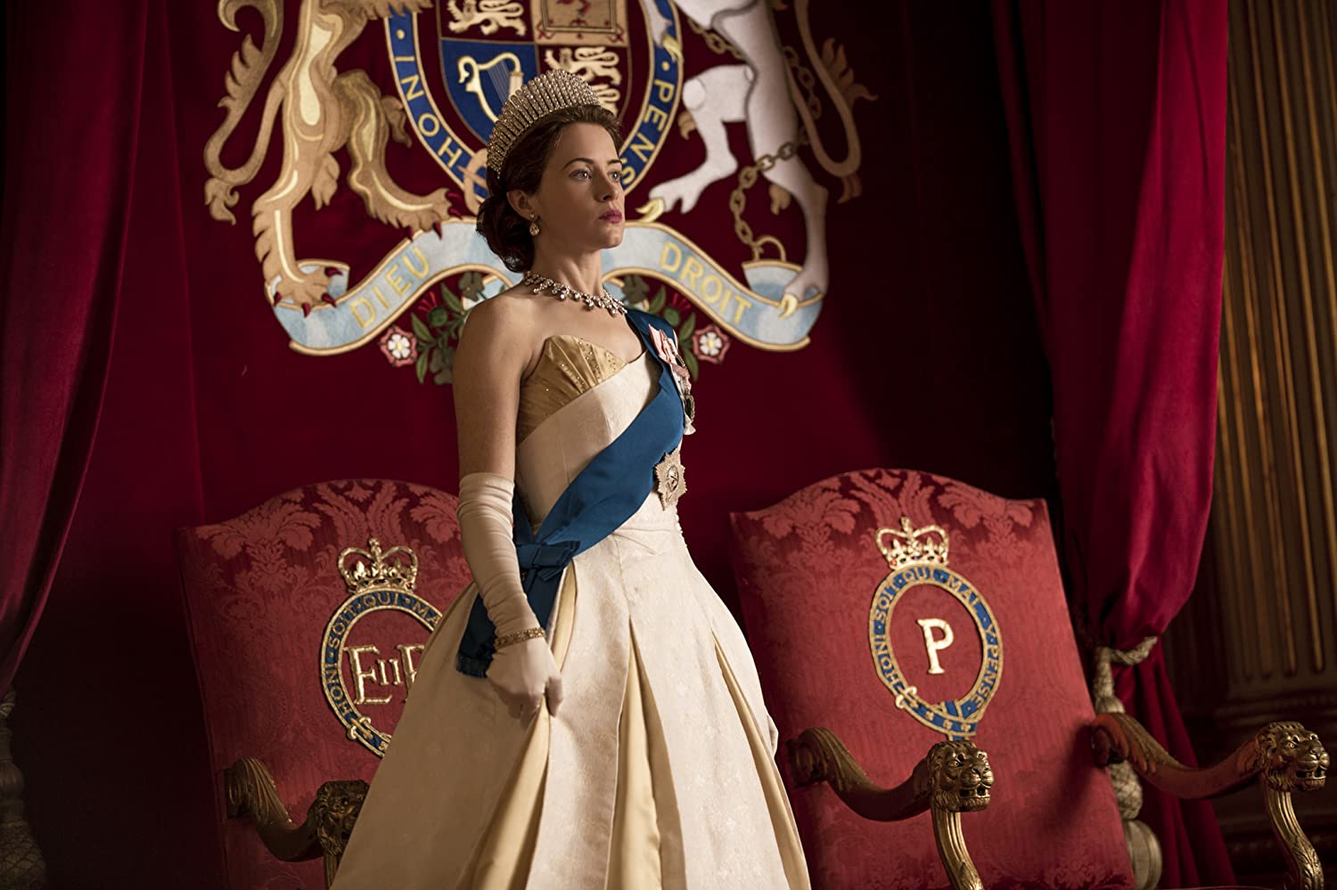 Claire Foy in The Crown (2016)