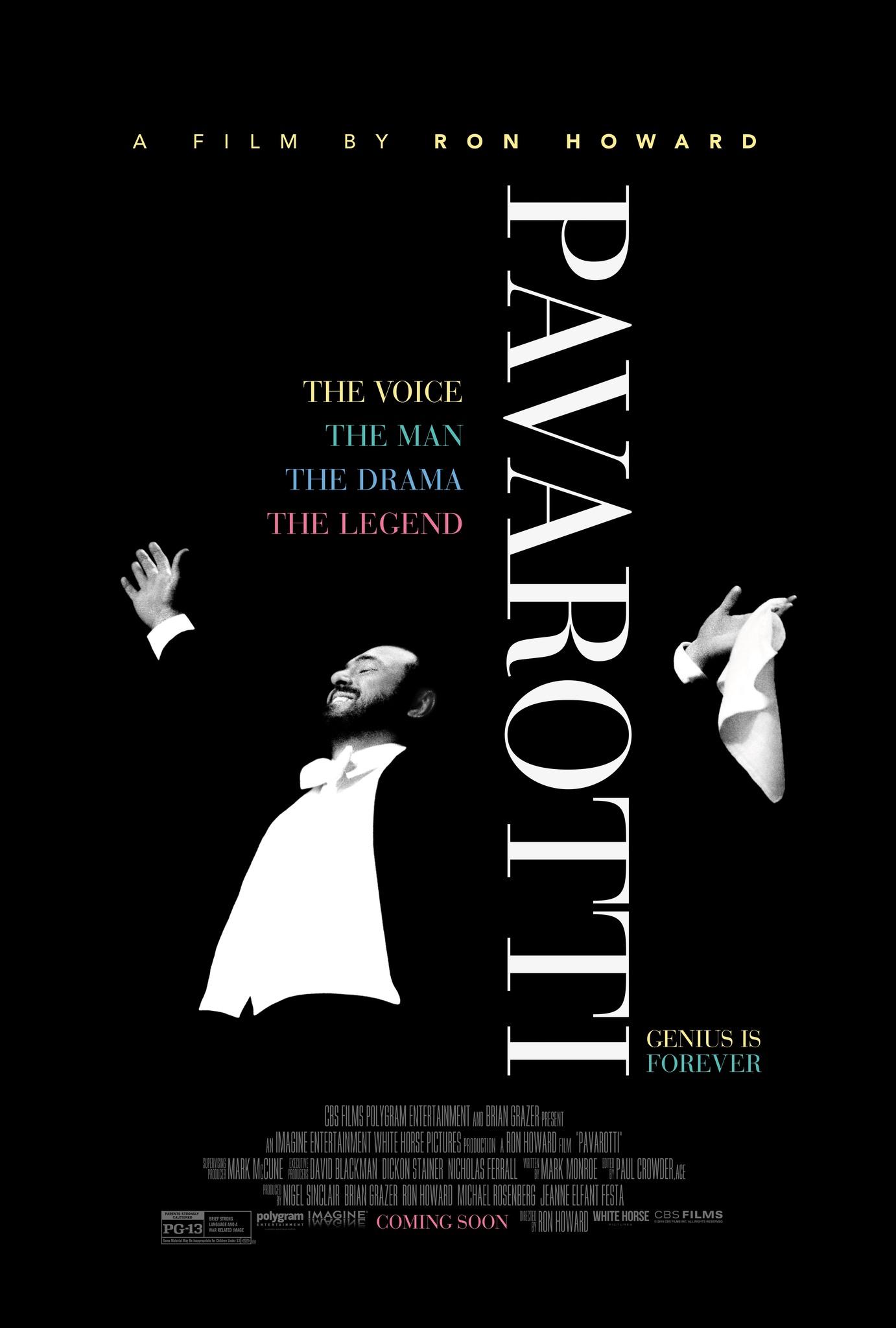 Image result for pavarotti movie