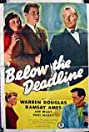 Below the Deadline (1946) Poster