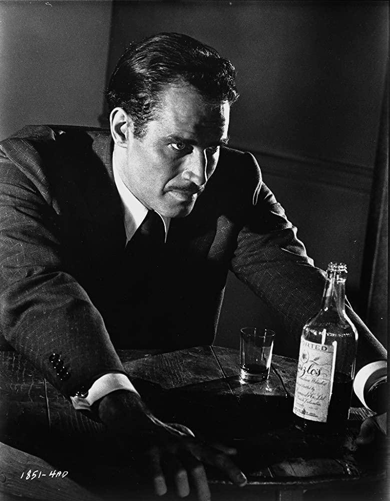 Charlton Heston in Touch of Evil (1958)