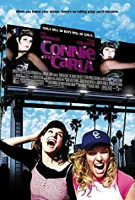Toni Collette and Nia Vardalos in Connie and Carla (2004)