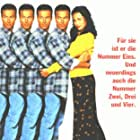 Michael Keaton and Andie MacDowell in Multiplicity (1996)