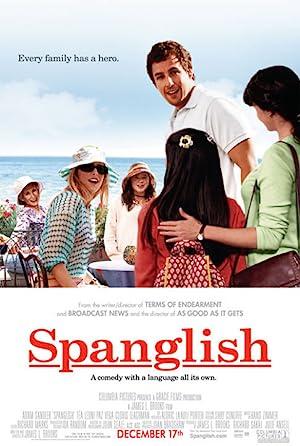 مشاهدة فيلم Spanglish 2004 مترجم أونلاين مترجم