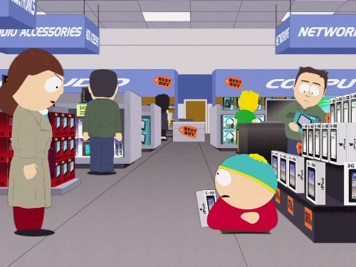 South Park Humancentipad Tv Episode 2011 Imdb