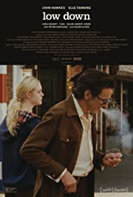 John Hawkes and Elle Fanning in Low Down (2014)