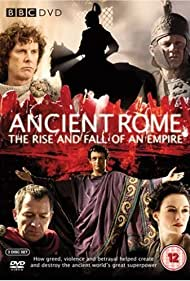 Sean Pertwee and Michael Sheen in Ancient Rome: The Rise and Fall of an Empire (2006)