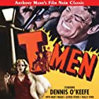Mary Meade, Charles McGraw, and Dennis O'Keefe in T-Men (1947)