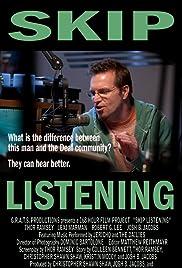 Skip Listening Poster