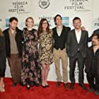 Busy Philipps, Sam Rockwell, Kat Coiro, Peter Dinklage, Justin Long, Evan Rachel Wood, and Keir O'Donnell at an event for A Case of You (2013)