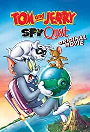 Tom and Jerry Spy Quest Hindi