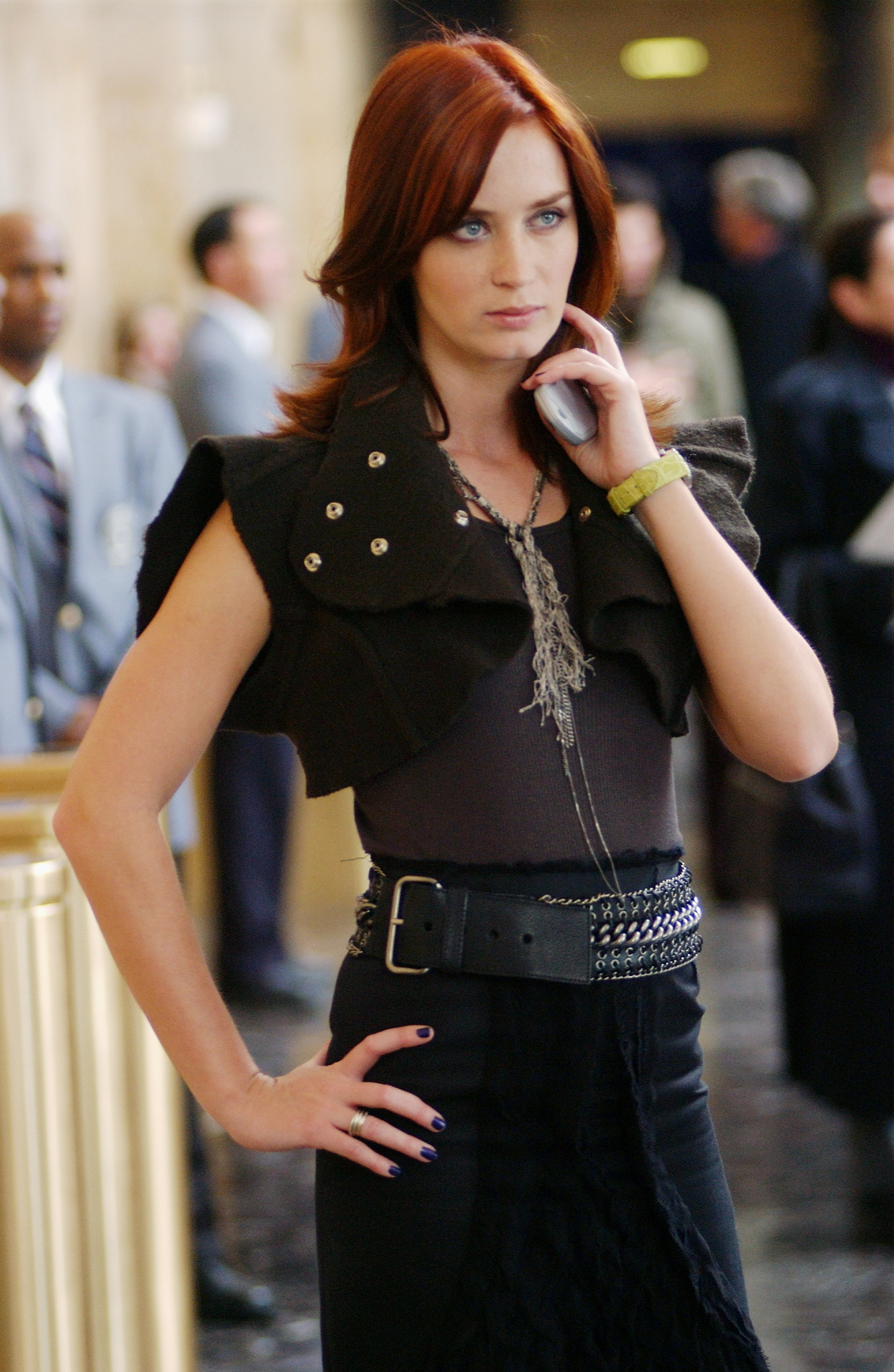 Emily Blunt in The Devil Wears Prada (2006)