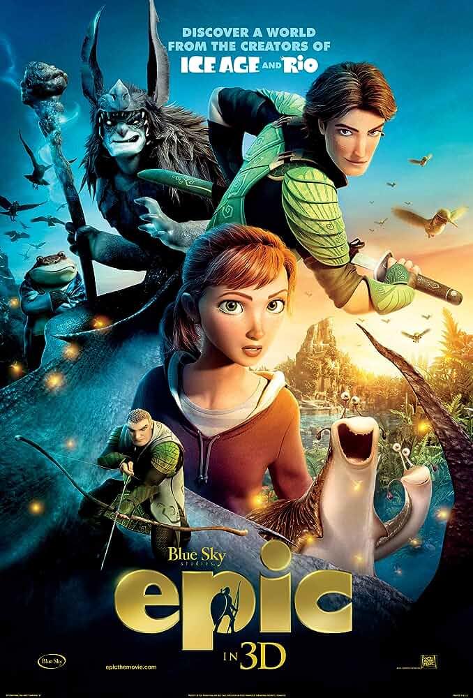 Epic (2013) in Hindi